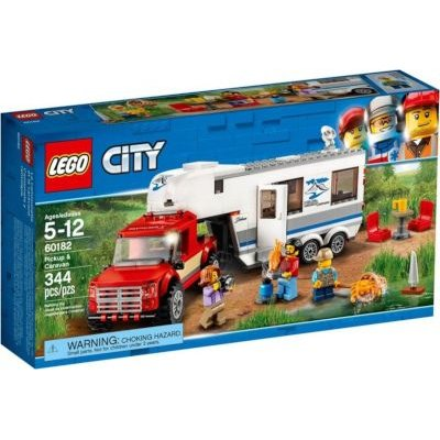 LEGO City - Pickup & Caravan: