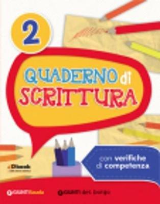Peperoncino - Quaderno Di Scrittura 2 Con Verifiche Di Competenze (Italian, Paperback):