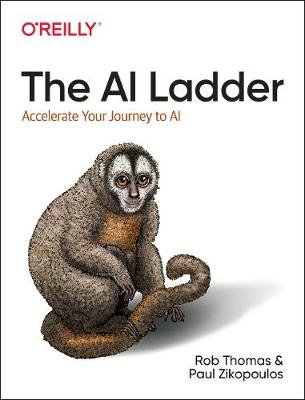 The AI Ladder - Accelerate your journey to AI (Paperback): Rob Thomas, Paul Zikopoulos