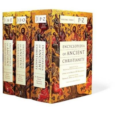 Encyclopedia of Ancient Christianity (Hardcover): Angelo Di Berardino