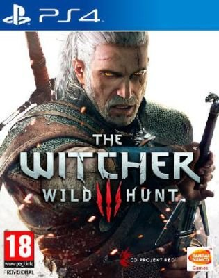The Witcher 3 - Wild Hunt (PlayStation 4):