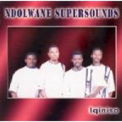 Ndolwane Super Sounds - Iqiniso (CD): Ndolwane Super Sounds