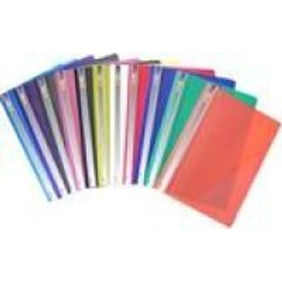 Lion Brand A4 Report Folders (12 Pack)(Pink):