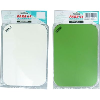 Parrot Formica / Chalk Paint Writing Slate (297mm x 210mm):