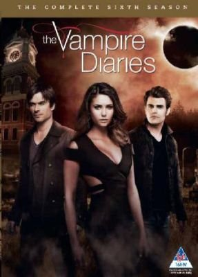The Vampire Diaries - Season 6 (DVD, Boxed set): Nina Dobrev, Ian Somerhalder, Paul Wesley