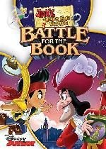 Jake & The Neverland Pirates - Battle For The Book (DVD):