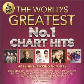 The World's Greatest No.1 Chart Hits (CD):