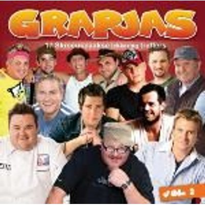 Grapjas Skreeusnaakse Lekkerlag - Vol.2 (CD): Various Artists