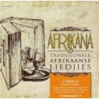 Afrikana - Vol.4 - Gewyde Liedere (CD): Various Artists