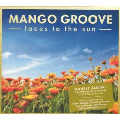 Mango Groove - Faces To The Sun (CD): Mango Groove