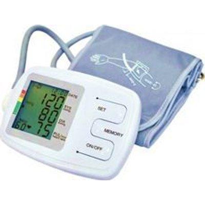 Digital Upper Arm Blood Pressure Monitor Health Amp Beauty