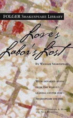 Love's Labor's Lost (Electronic book text): William Shakespeare