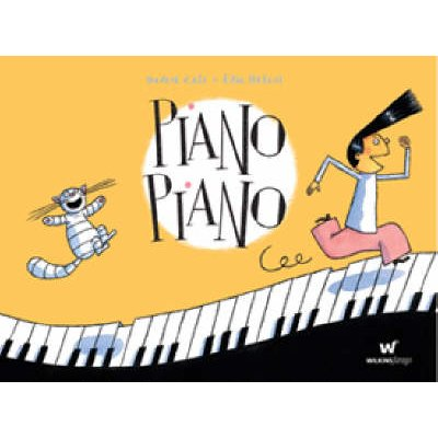 Piano Piano (Hardcover): David Cali