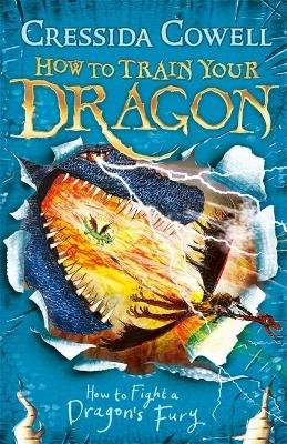 How to Train Your Dragon: How to Fight a Dragon's Fury - Book 12 (Paperback): Cressida Cowell