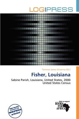 Fisher, Louisiana (Paperback): Terrence James Victorino