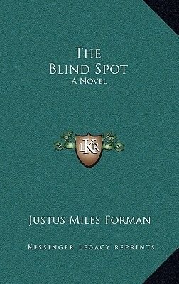 The Blind Spot (Hardcover): Justus Miles Forman