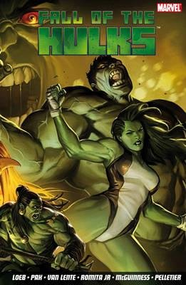 Fall Of The Hulks Vol.2 (Paperback): Jeff Parker