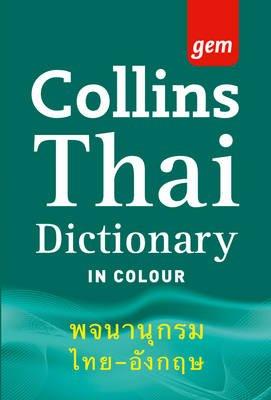 Collins GEM Thai Dictionary (Thai, English, Paperback