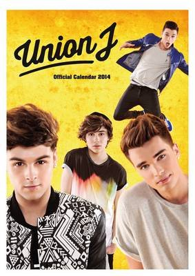 Official Union J 2014 Calendar (Calendar):