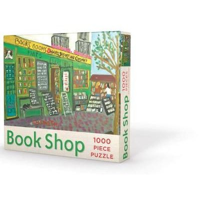 Book Shop Puzzle - 1000 Pieces (Multiple copy pack): Smith Gibbs