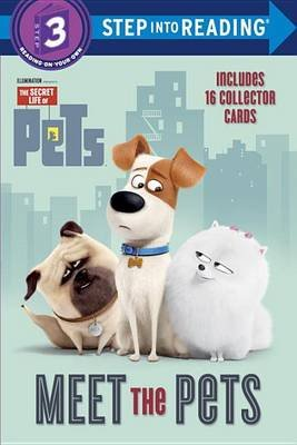 Meet the Pets (Secret Life of Pets) (Paperback): Mary Man-Kong
