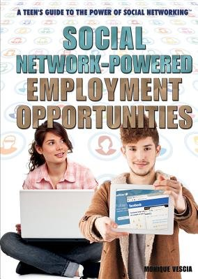 Social Network-Powered Employment Opportunities (Hardcover): Monique Vescia