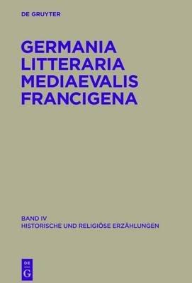 Historische Und Religiose Erzahlungen (English, German, Electronic book text): Geert Henricus Claassens, Fritz Peter Knapp,...