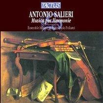 Italiano di Fiati - Atonio Salieri: Musica Per Harmonie (CD): Antonio Salieri, Italiano di Fiati