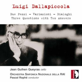 Various Artists - Orchestral Music (Rai So, Rophe, Queyras) (CD): Luigi Dallapiccola, Orchestra Sinfonica Nazionale della RAI,...