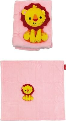 Fisher Price Blanket (Lion):