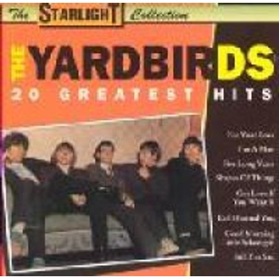 Yardbirds - 20 Greatest Hits (CD): Yardbirds