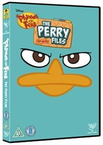 Phineas and Ferb: The Perry Files (English & Foreign language, DVD): Vincent Martella, Thomas Brodie-Sangster, Dee Bradley...