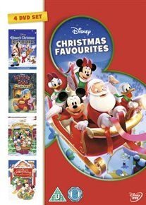 disney christmas favourites english foreign language dvd walt disney studios - A Walt Disney Christmas Dvd