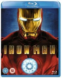 Iron Man (English, Italian, Blu-ray disc): Robert Downey Jr., Jeff Bridges, Gwyneth Paltrow, Terrence Howard, Leslie Bibb,...