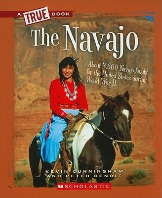 The Navajo (Paperback): Kevin Cunningham, Peter Benoit