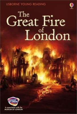 The Great Fire of London (Hardcover): Davidson
