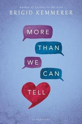More Than We Can Tell (Hardcover): Brigid Kemmerer