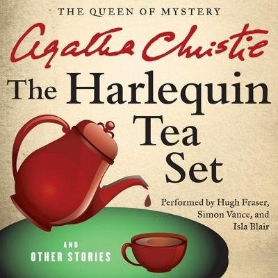 The Harlequin Tea Set and Other Stories Lib/E (Standard format, CD, abridged edition): Agatha Christie