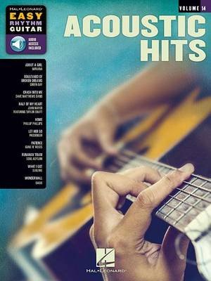 Easy Rhythm Guitar Series - Acoustic Hits (Book):