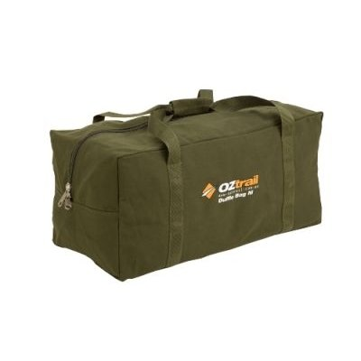 Oztrail Canvas Duffle Bag (Extra Large):