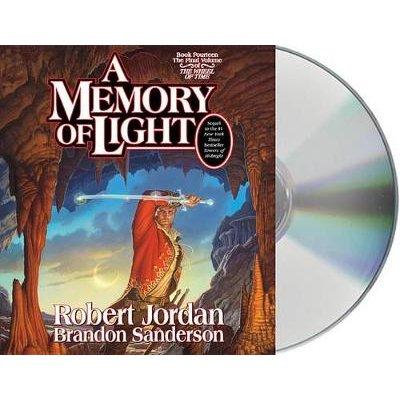 A Memory of Light (Standard format, CD): Robert Jordan, Brandon Sanderson