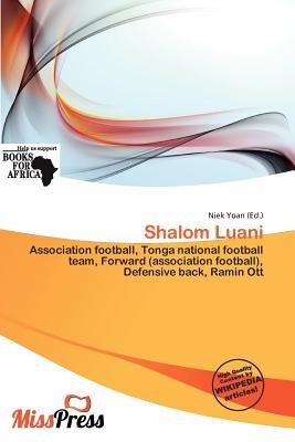 Shalom Luani (Paperback): Niek Yoan