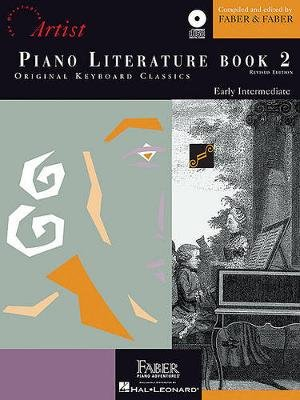 Piano Literature Book 2 - Original Keyboard Classics (Book/CD) (Staple bound, Revised): Nancy Faber, Randall Faber