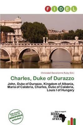 John, Duke of Durazzo