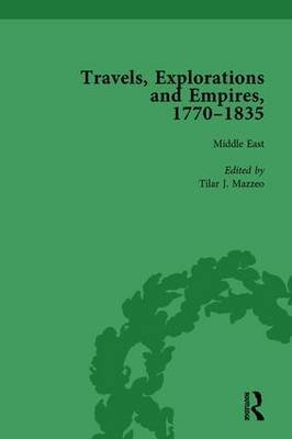 Travels, Explorations and Empires, 1770-1835, Part I Vol 4 - Travel Writings on North America, the Far East, North and South...