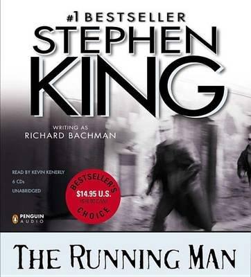 The Running Man (Standard format, CD): Richard Bachman, Stephen King
