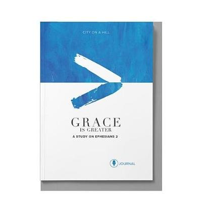 Grace Is Greater: Participant Journal - God's Plan to Overcome Your Past, Redeem Your Pain, and Rewrite Your Story...