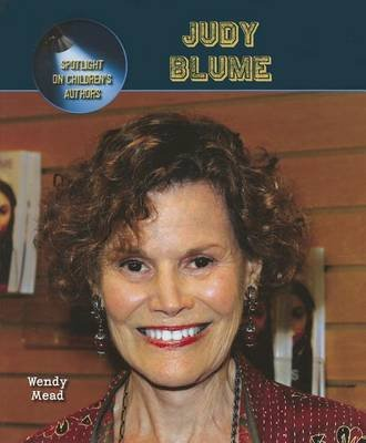Judy Blume (Paperback): Wendy Mead