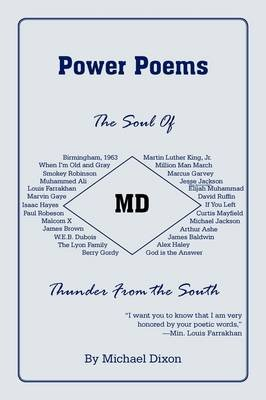 Power Poems - Thunder From the South (Paperback): Md