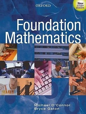 Foundation Mathematics (P) (Paperback): O'Conner